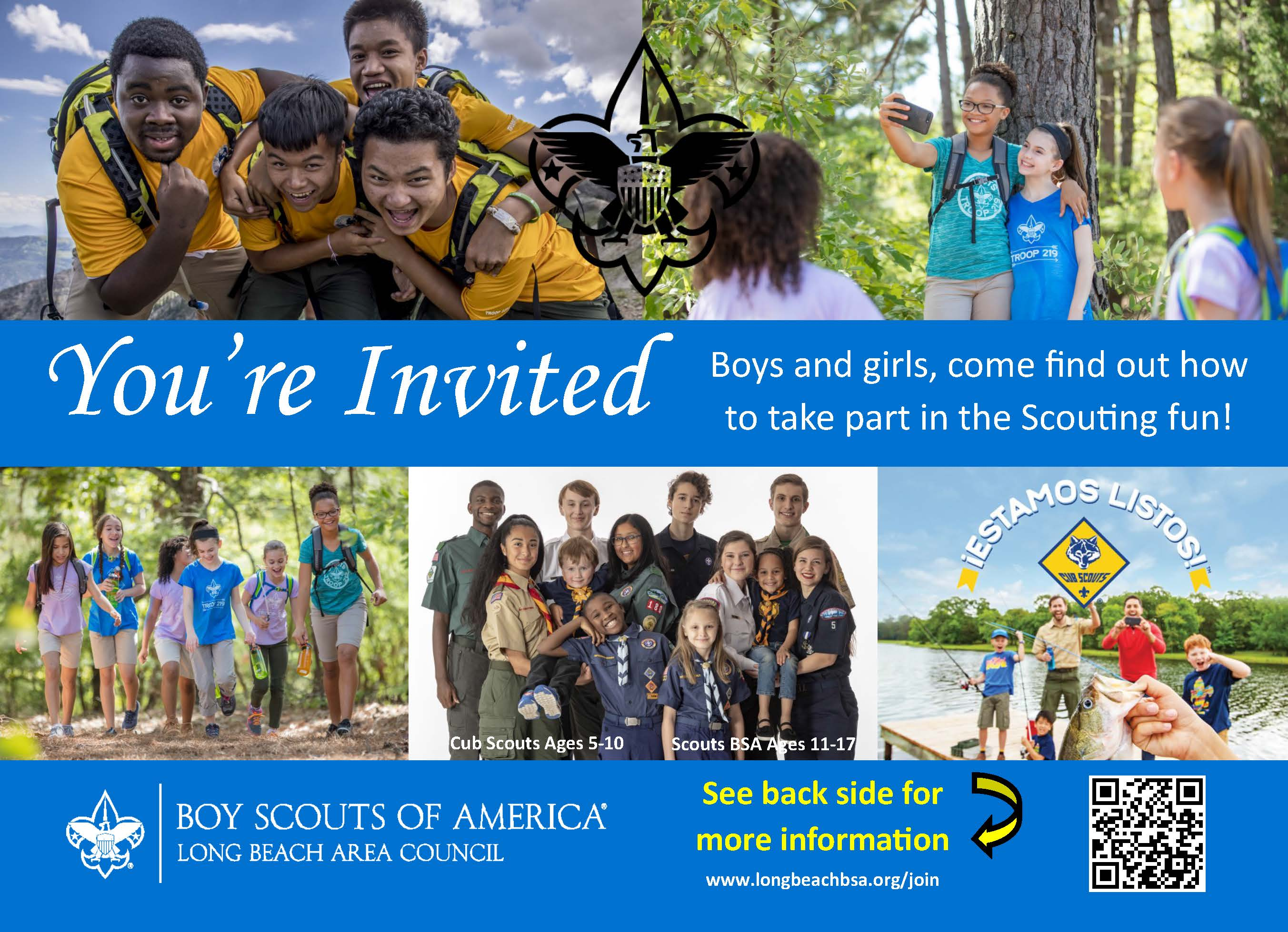Join Scouts – Long Beach Area Council – Boy Scouts of America