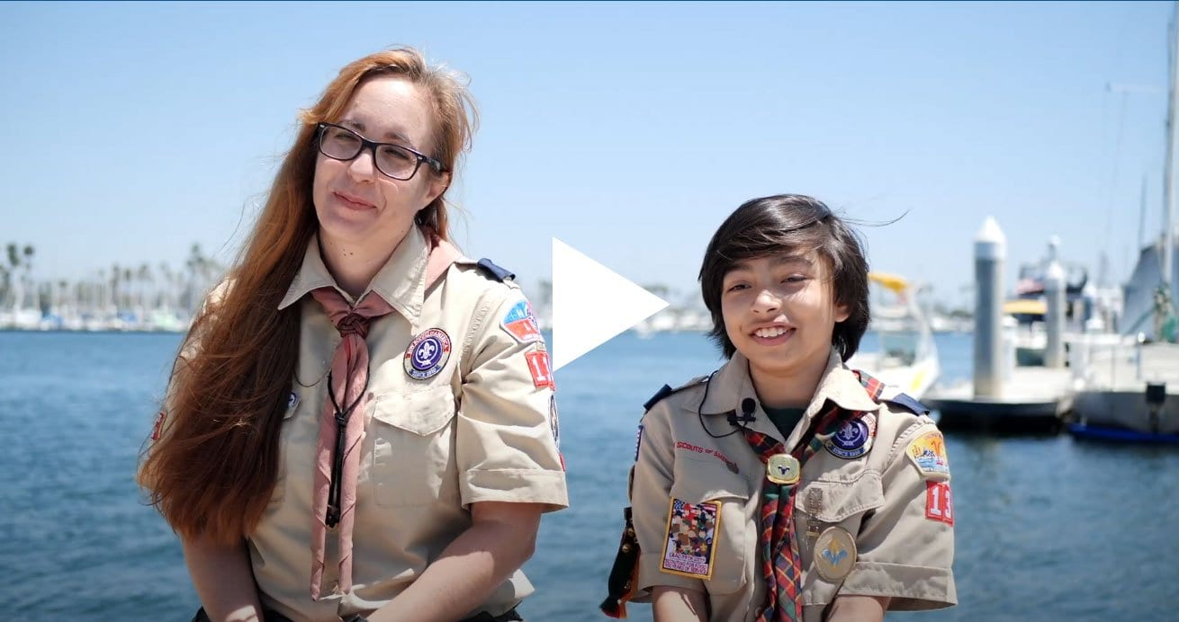 join boyscouts scouts after school boys girls club program long beach